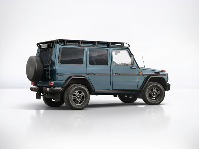Mercedes-Benz G 350 d Professional Limited Edition - экстерьер