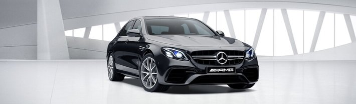 Mercedes-AMG E 63 4MATIC Седан