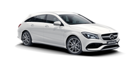 Mercedes-AMG CLA 45 AMG 4MATIC Shooting Brake
