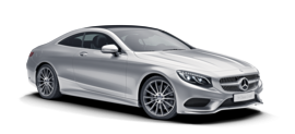 Mercedes-AMG S 63 4MATIC+ купе